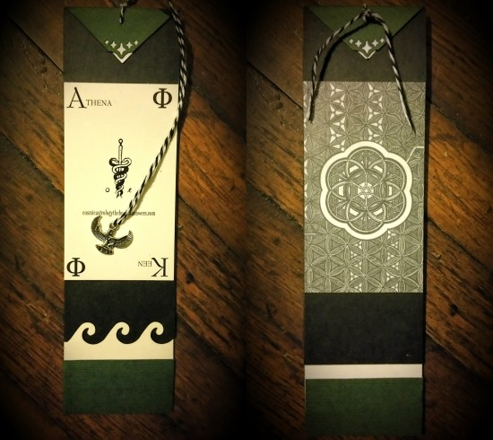 Limited Edition Bookmark