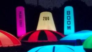 glow range targets