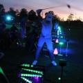 Night golf course idea