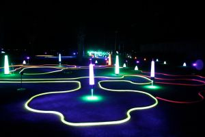 this is the best charity putt putt course you can make