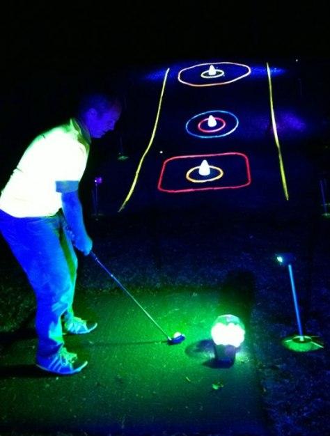golf skills competition
