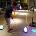 charity event putting contest