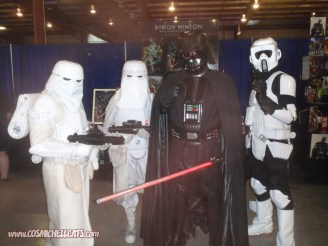 Vader and the Guard