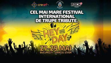 Festivalul HeyDay - trupe tribute