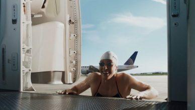 reclamă mișto - United Airlines - Rio