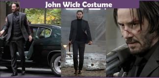 John Wick Costume