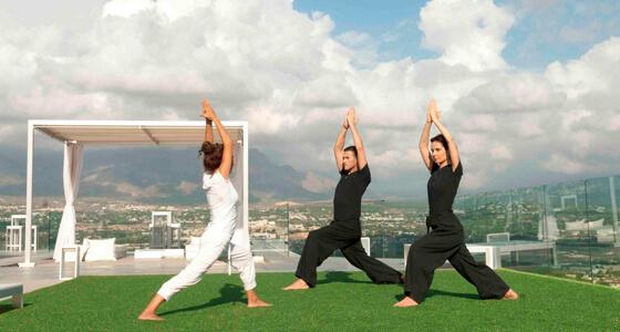 Yoga detox and weight loss retreats costa blanca hotspots - Sha wellness altea ...