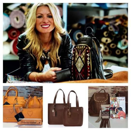 Priscila Welter Handbag designer Javea, Spain