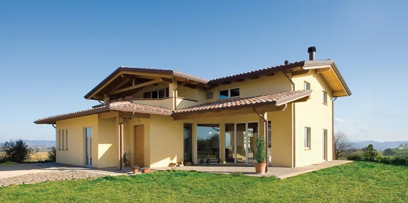 Case in legno l a cost il comfort da abitare per sempre for Cost case in legno
