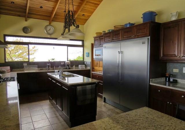 Gourmet Ocean View Kitchen