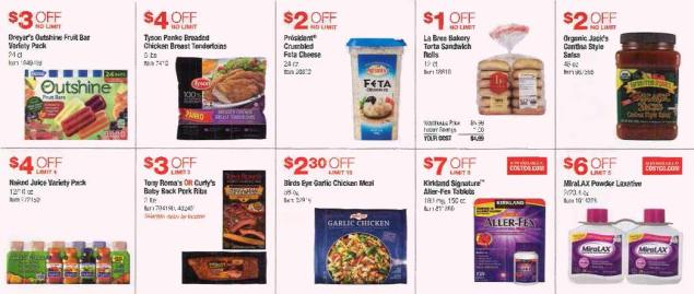 May 2016 Costco Coupon Book Page 12
