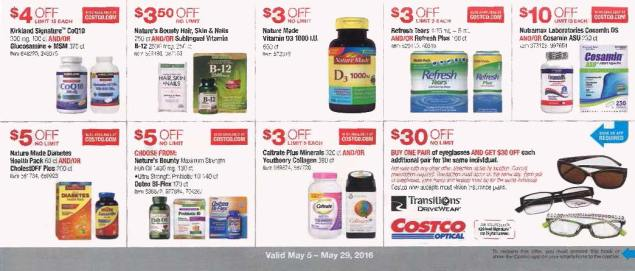 May 2016 Costco Coupon Book Page 15