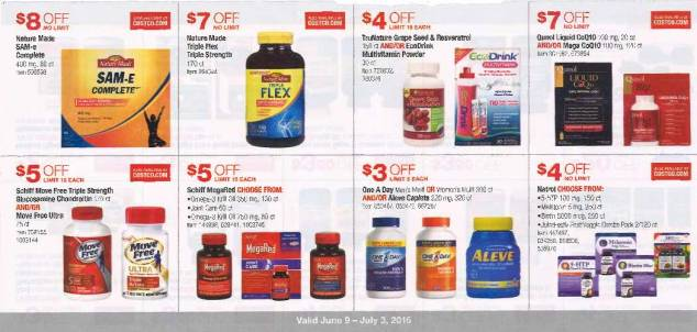 June 2016 Costco Coupon Book Page 11