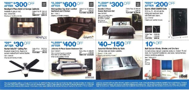 July 2016 Costco Coupon Book Page 15