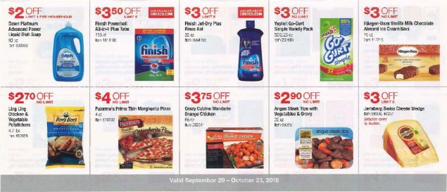 October 2016 Costco Coupon Book Page 13
