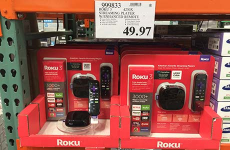 Roku on clearance at Costco for $49.97
