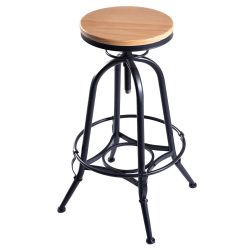 Small Crop Of Wood Bar Stools