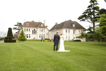 brockencote hall wedding cotswolds