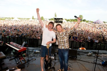 the big feastival alex james jamie oliver cotswolds