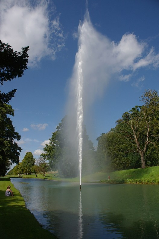 stanway house and fountain cheltenham cotswolds