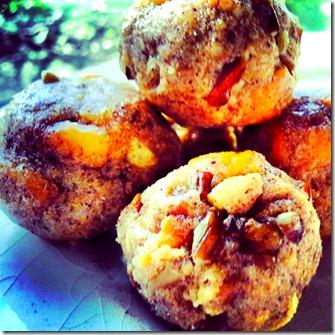 peach pecan ginger