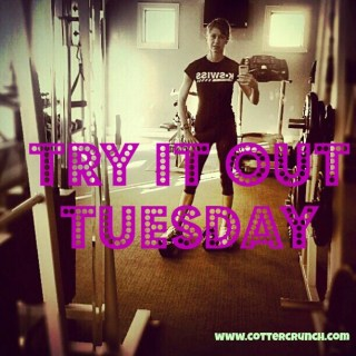 Try it out Tuesday