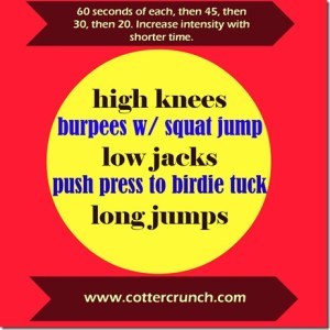 Join me for Strength and Sweat! A Plyometric Workout You can Do Anywhere