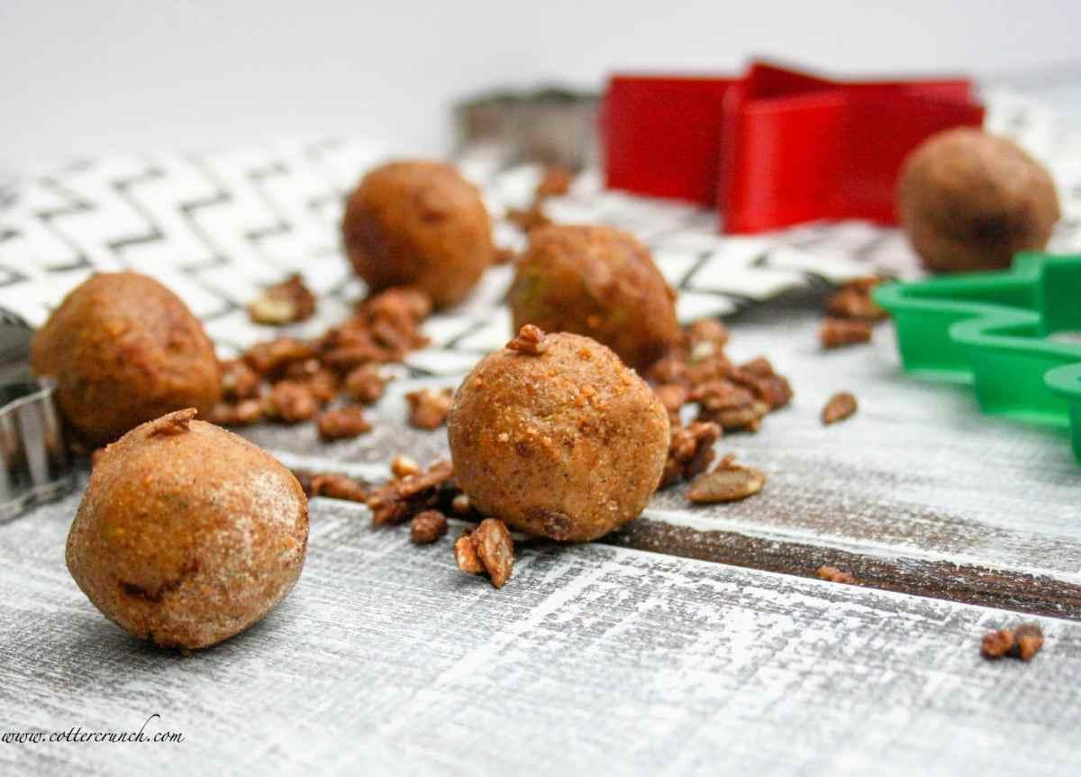 Gluten Free Cinnamon Bun Healthy Bites Recipe