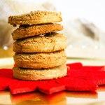 Orange and Maple Glazed Sugar Cookies {Grain Free}