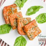 Gluten Free Honey Basil Buttermilk Squares