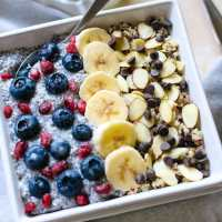 Gluten Free Breakfast Power Bowls to POWER Your Day