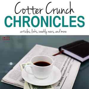 Cotter Chronicles Volume IV – Links to Love