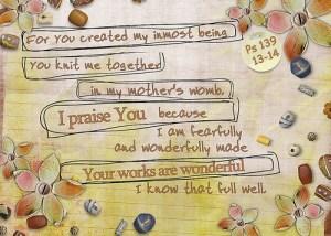 Psalm 139 ticcreates