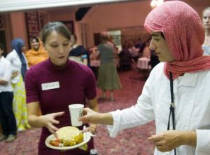 Iftar Dinner Stamford Advocate Keelin Daly