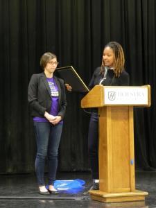 White Award Presentation