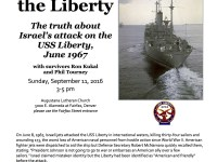 September 11 Reflection And The USS Liberty