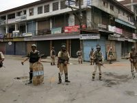 Newspaper Offices Raided, Information Black Out In Kashmir