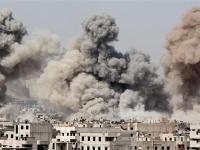 US Air Raids Kill More Than 200 Civilians In Northern Syria