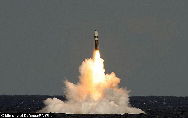 Trident-Missile