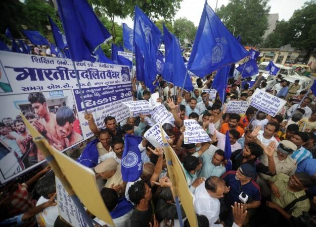 dalit-protest