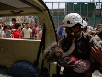 Political Defamation Campaign Targets Rescue Workers In Syria