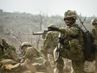 Canada Goes To War, Pretending To Keep Peace