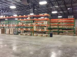 ch briggs new warehouse