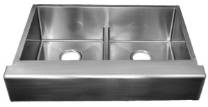 Chemcore Industries Urban Apron sink
