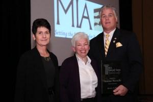 Suzanne Marzullo 2015 MIA Natural Stone Scholarship Award