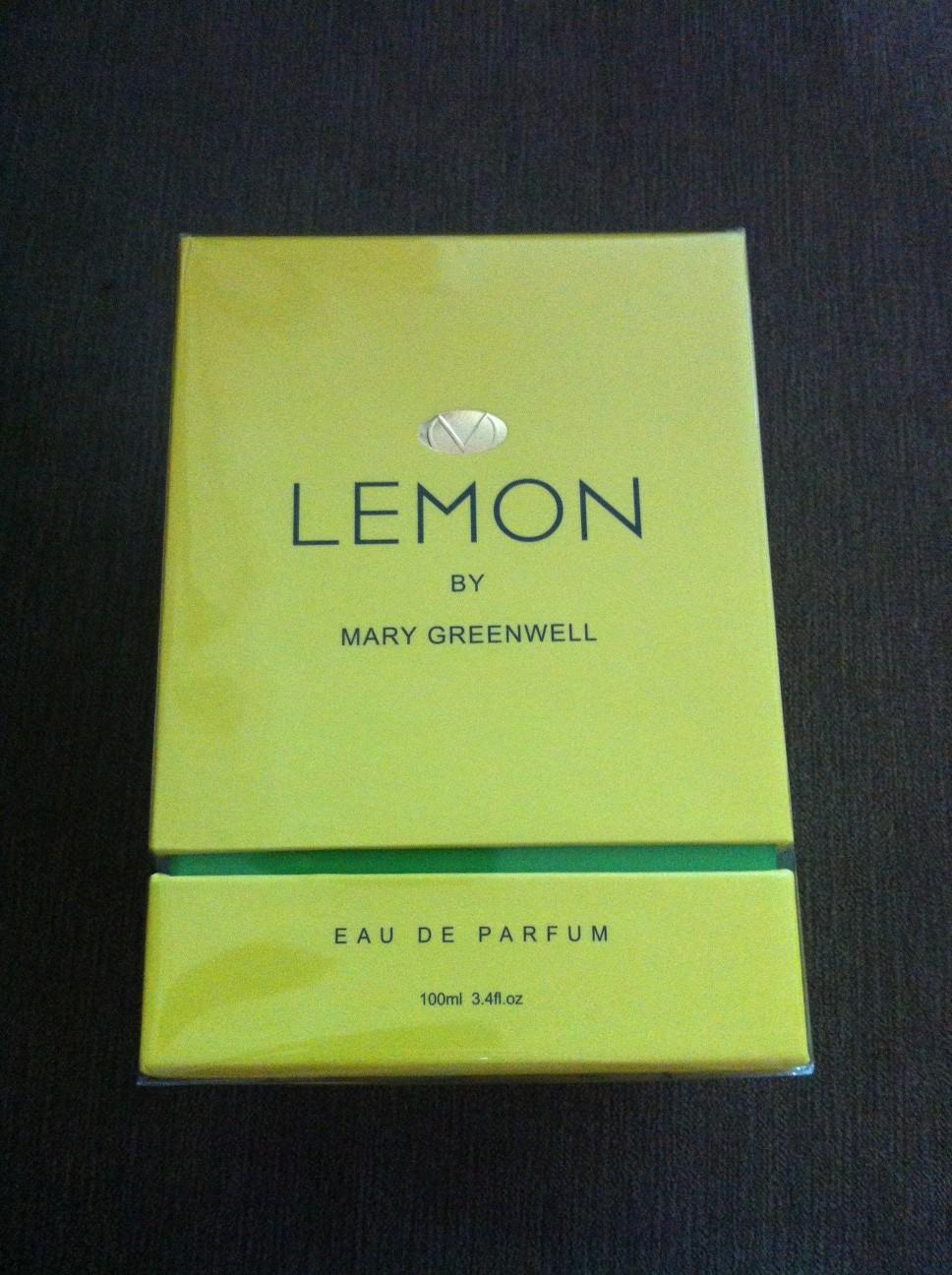 CF Loves: Mary Greenwell Lemon EDP