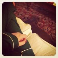 Object of Desire: Patra silk pyjamas