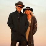 """Emmylou Harris and Rodney Crowell's """"Hanging Up My Heart"""" is popular on XPN2: Singer-Songwriter Radio."""