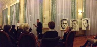 Lecture Camus Césaire Ferraoun le 22 janvier 2014