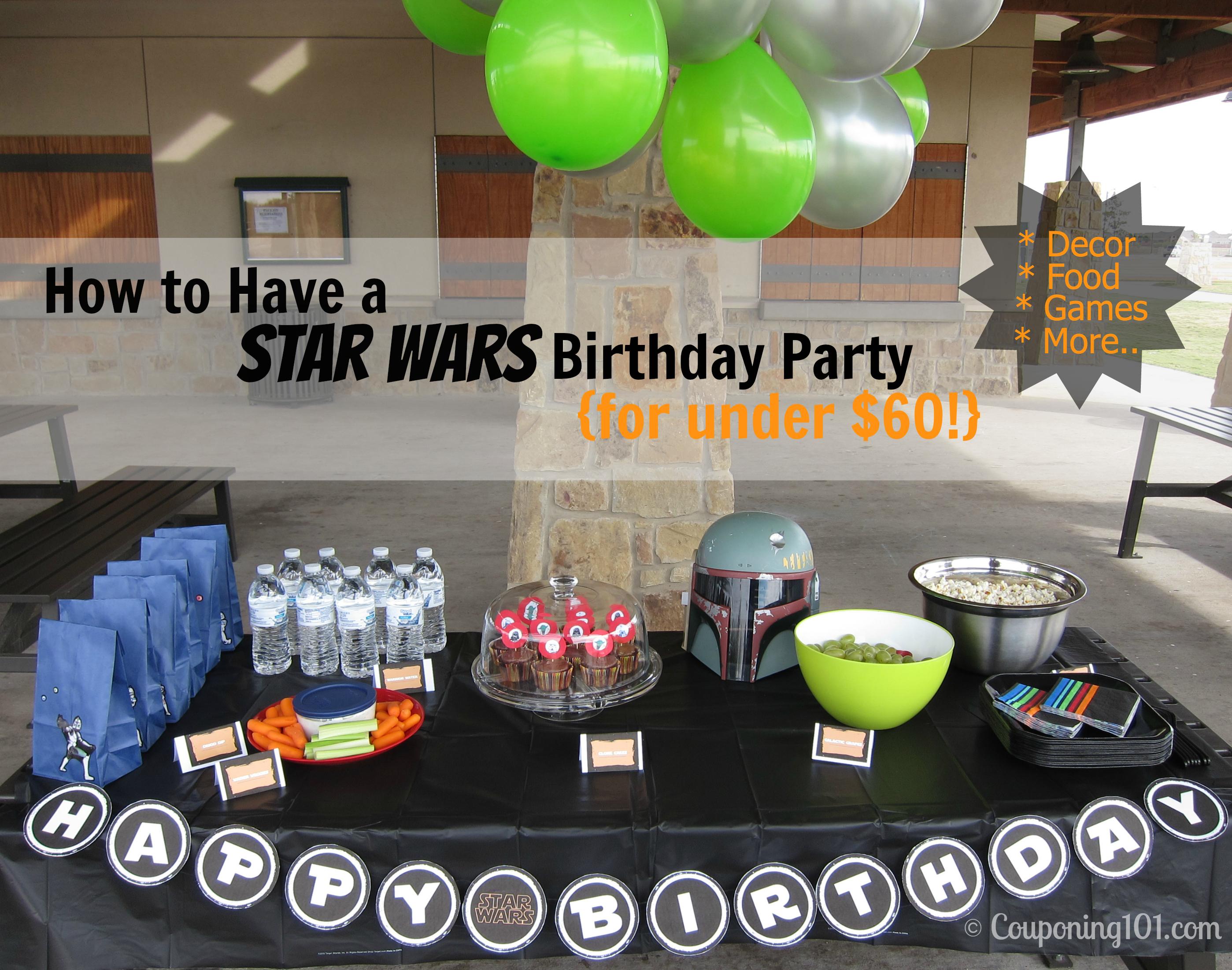 Fullsize Of Star Wars Party Ideas